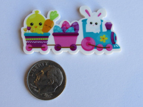 Needle Minder ~ Easter Train (so cute!)