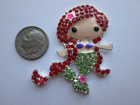Needle Minder ~ Miranda Mermaid