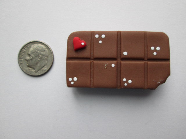 Needle Minder ~ Chocolate Bar #1 (Clay) ONE OF A KIND!