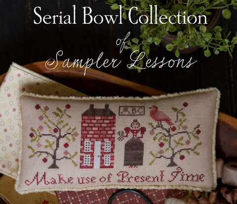 Plum Street Samplers ~ Sampler Lesson One