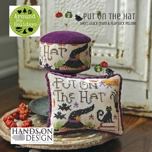 Hands On Design ~ Put On The Hat
