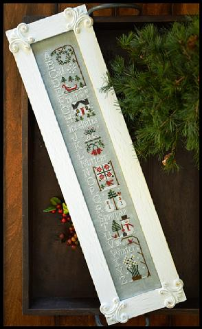 Little House Needleworks ~ Winter ABC's