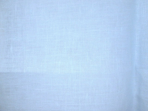 28ct Linen Cashel ~ Ice Blue Fat 1/2