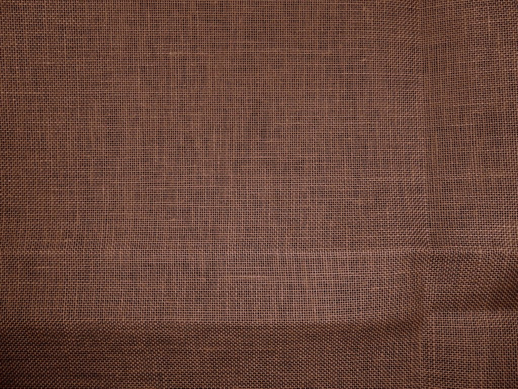 "28ct Linen ~ Milk Chocolate ~ Random Cut  15"" X 30"""