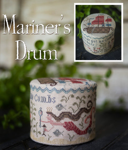 Plum Street Samplers ~ Mariner's Drum