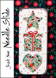Just Nan ~ Birds, Berries & Blooms Christms Needle Slide ~ LIMITED # AVAILABLE!!!