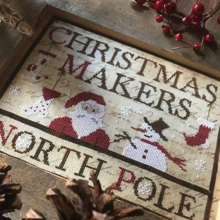 The Primitive Hare ~ Christmas Makers