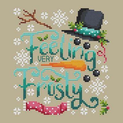 Shannon Christine Designs ~ FROSTY