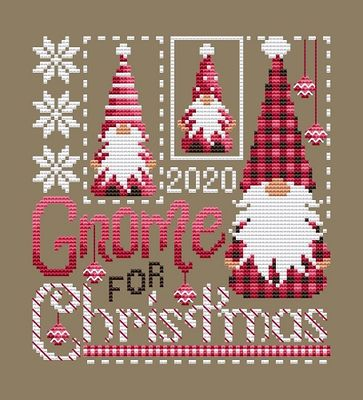 Shannon Christine Designs ~ Gnome for Christmas