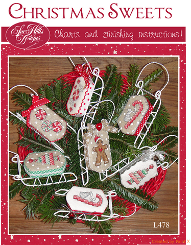 Sue Hillis Designs ~ Christmas Sweets