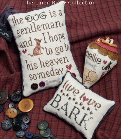 Erica Michaels Designs ~ Bark Berry