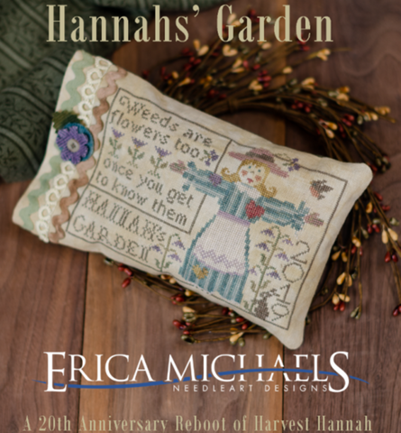 Erica Michaels Designs ~ Hannah's Garden ~ Market Exclusive!