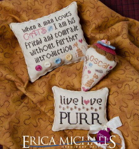 Erica Michaels Designs ~ Purr Berry