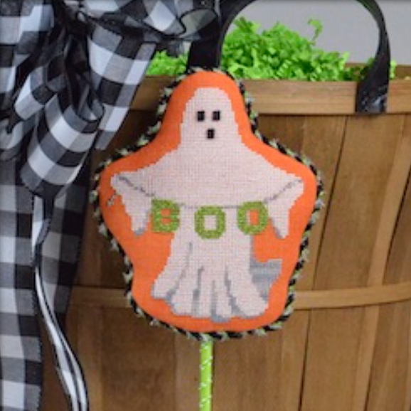 Pepperberry Designs ~ Boo Ghost