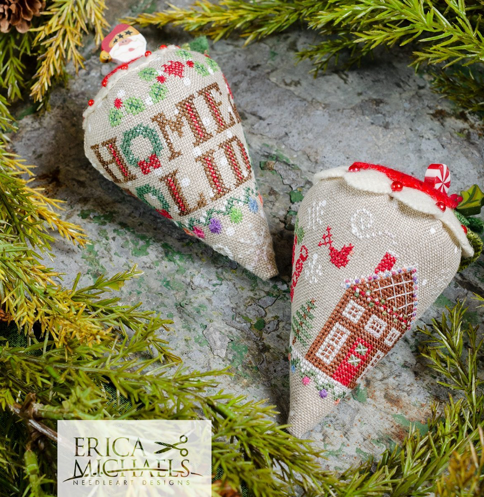 Erica Michaels Designs ~ Holiday Home Berries