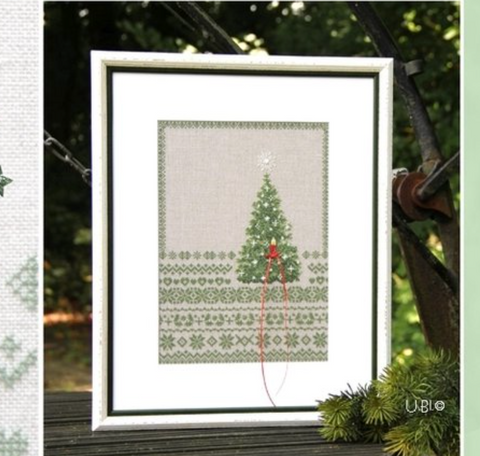 UB Design ~ The Little Christmas Tree (Der kleine Tannenbaum)