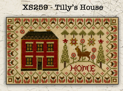 Teresa Kogut ~ Tilly's House