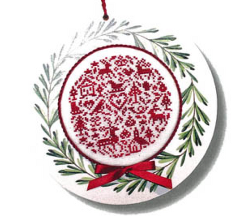 JBW Designs ~ Christmas In The Round