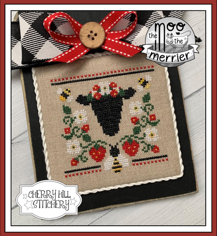 PDF ~ Cherry Hill Stitchery ~ Berries & Cream PDF