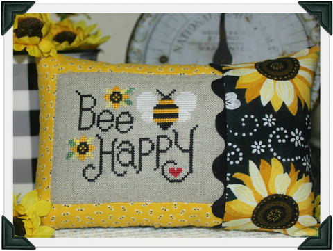 SewMuch2Luv ~ Bee Happy