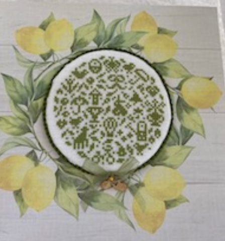 JBW Designs ~ Spring in the Round