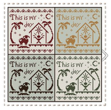 Little House/CC ~ This Is My Joy (two color choices)