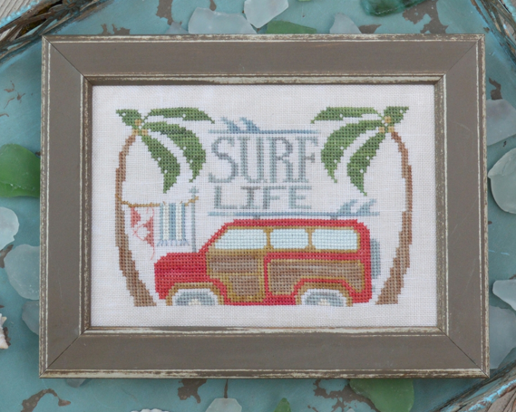 Hands On Design ~ To The Beach ~ Surf Life