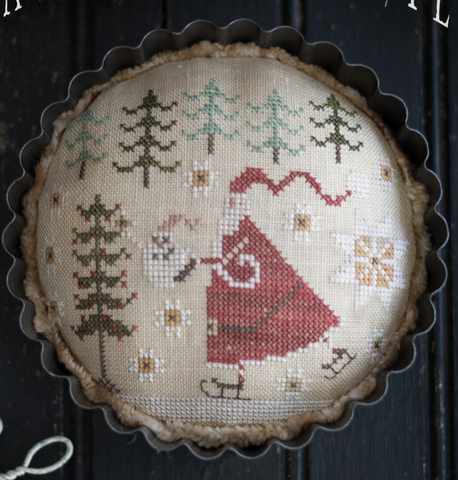 Plum Street Samplers ~ Jack's Sweet Shop: Merry Friends