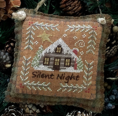 The Woolly Ewe ~ Silent Night