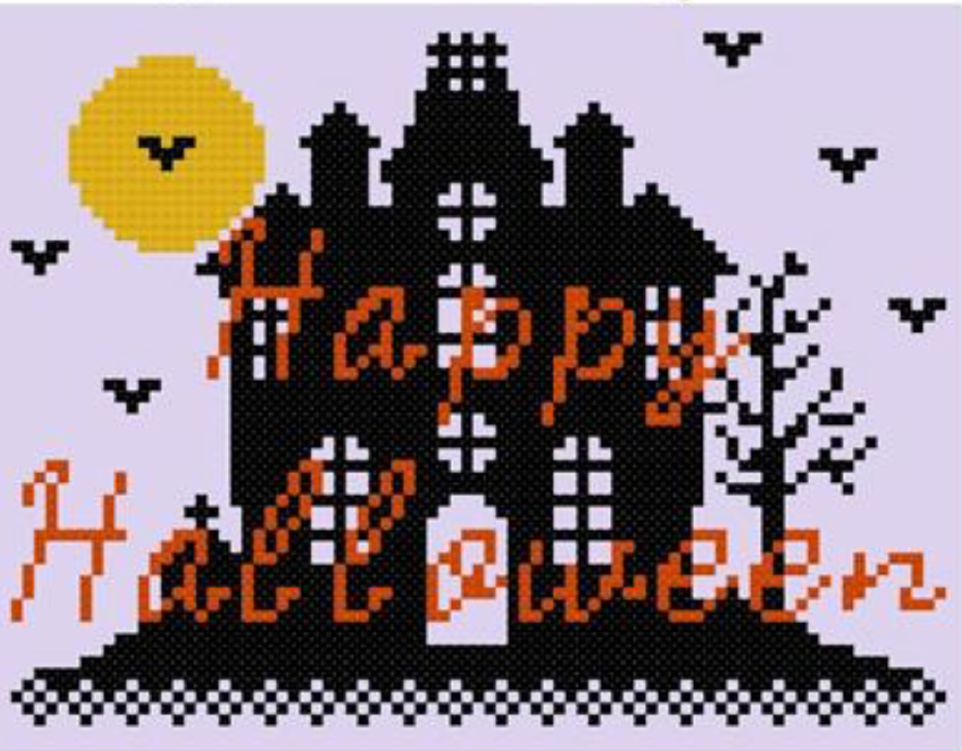 Sugar Stitches Designs ~ Happy Halloween