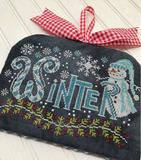 Hands On Design ~ Let it Snow Bungalow: CHALK FOR THE HOME
