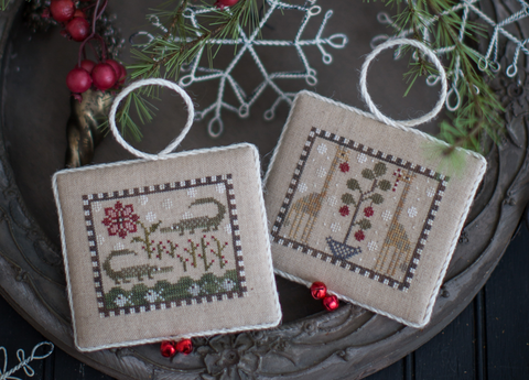 Plum Street Samplers ~ Noah's Christmas Ark - **Auto Sign Up OR just order the pattern