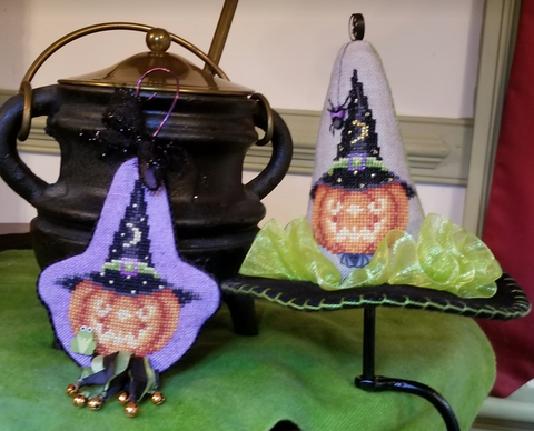 Blackberry Lane Designs ~ Hocus Pocus Series #3 Soo Boo-t-ful
