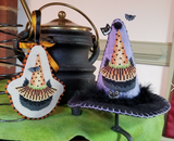 Blackberry Lane Designs ~ Hocus Pocus Series #2 Whooo's the Good Kitty