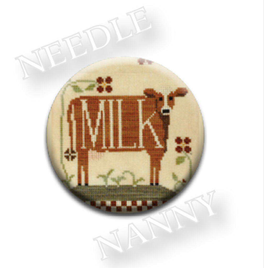Country Cottage Bessie Needle Nanny