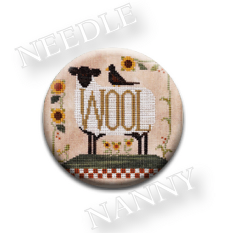 Country Cottage Louise & Henry Needle Nanny
