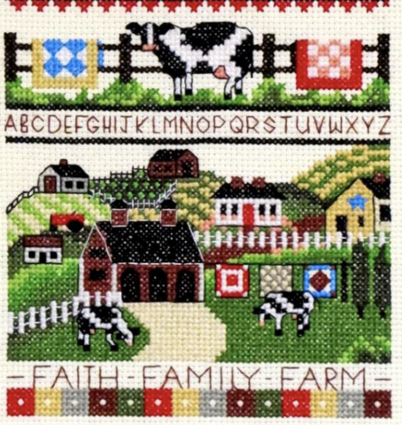 Bobbie G Designs ~ Fatih Family Farm