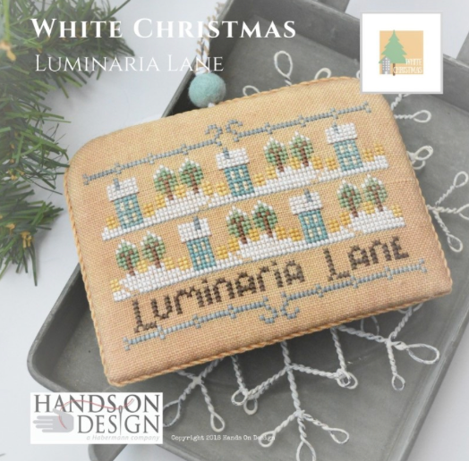 Hands On Design ~ White Christmas Series  ~ Luminaria Lane