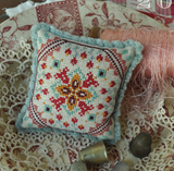 Summer House Stitche Workes ~ Fragments In Time 2018 #5 & 6