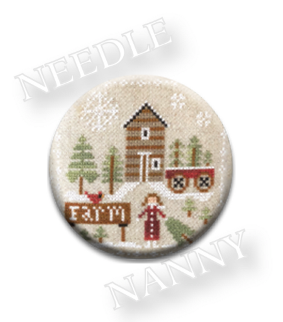 Farmhouse Christmas - Pinewood Farm Needle Nanny