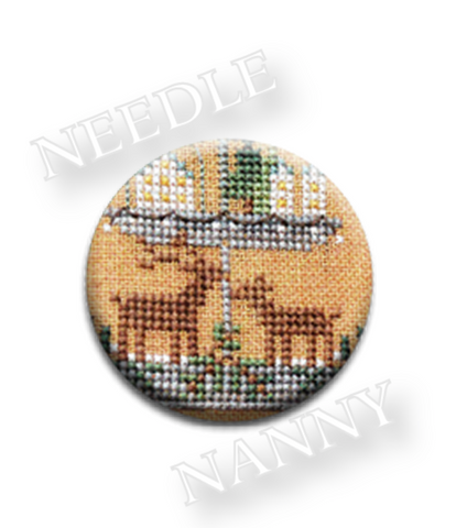 Hands On Design  ~ Deer Tier Needle Nanny (Limited # In-stock!)