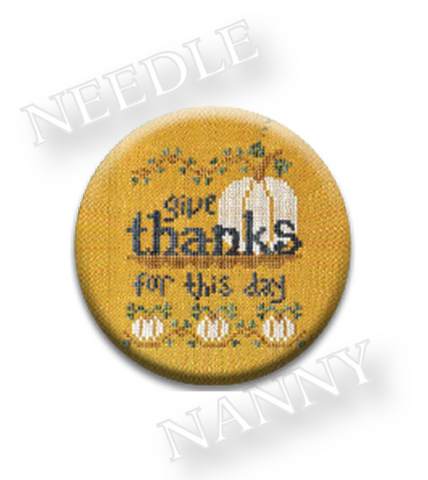 Hands On Give Thanks Needle Nanny