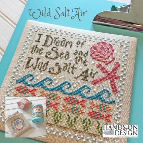 Hands On Design ~ Wild Salt Air