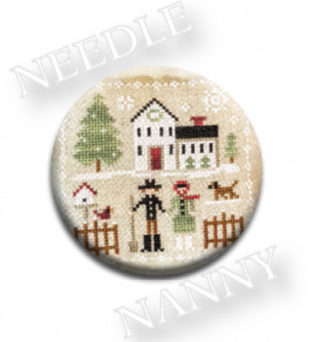 Farmhouse Christmas - Farm Folk Needle Nanny