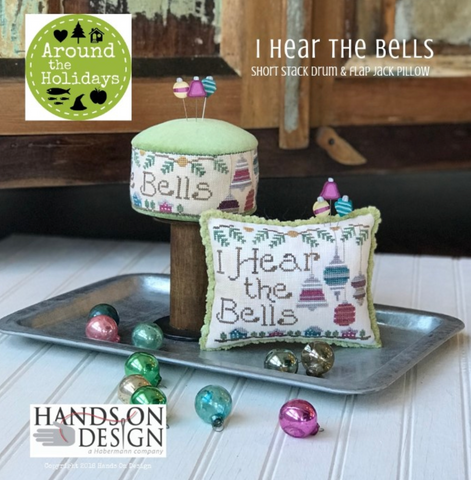Hands On Design ~ I Hear the Bells