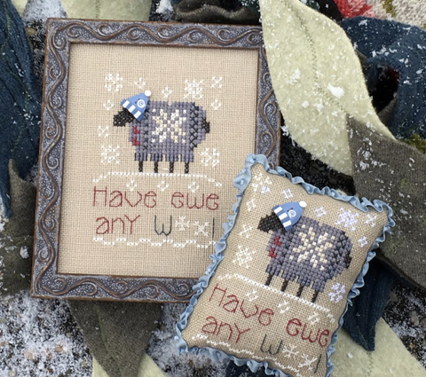 Shepherd's Bush Kits ~ Have Ewe Any Wool Kit (Limited # available!)