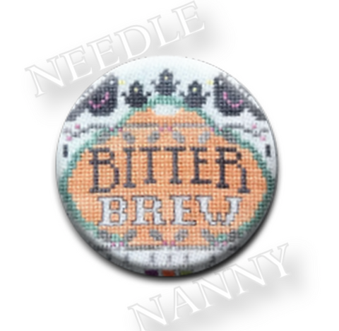 Hands On Design ~ Bitter Brew Needle Nanny