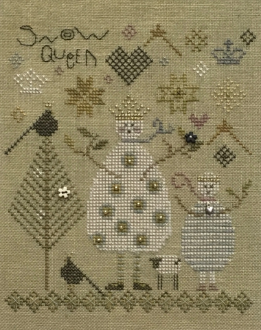 Shepherd's Bush Kits ~ Snow Queen Kit
