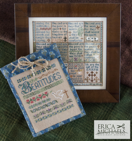 Erica Michaels Designs ~ The Beatitudes - Part 1