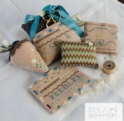 Erica Michaels Designs ~ Abra's Sampler Smalls